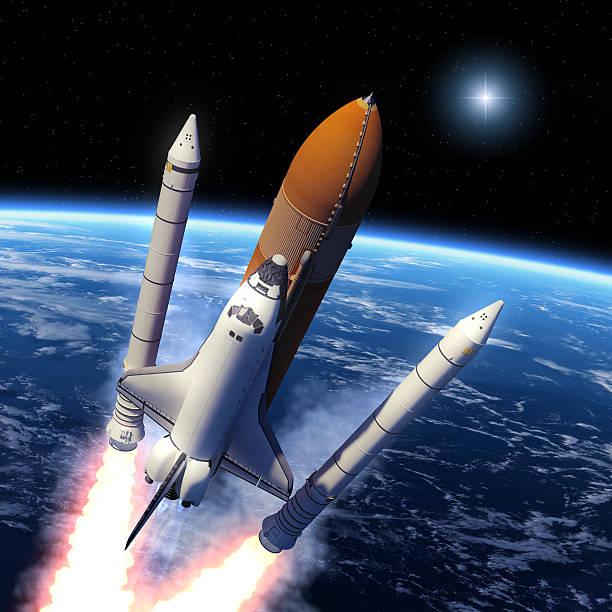 Einfarbige Rocket Buster abgenommen. – Foto