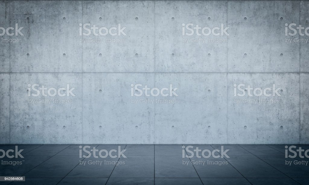 solid wall background stock photo
