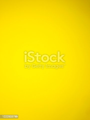 Yellow gradient background