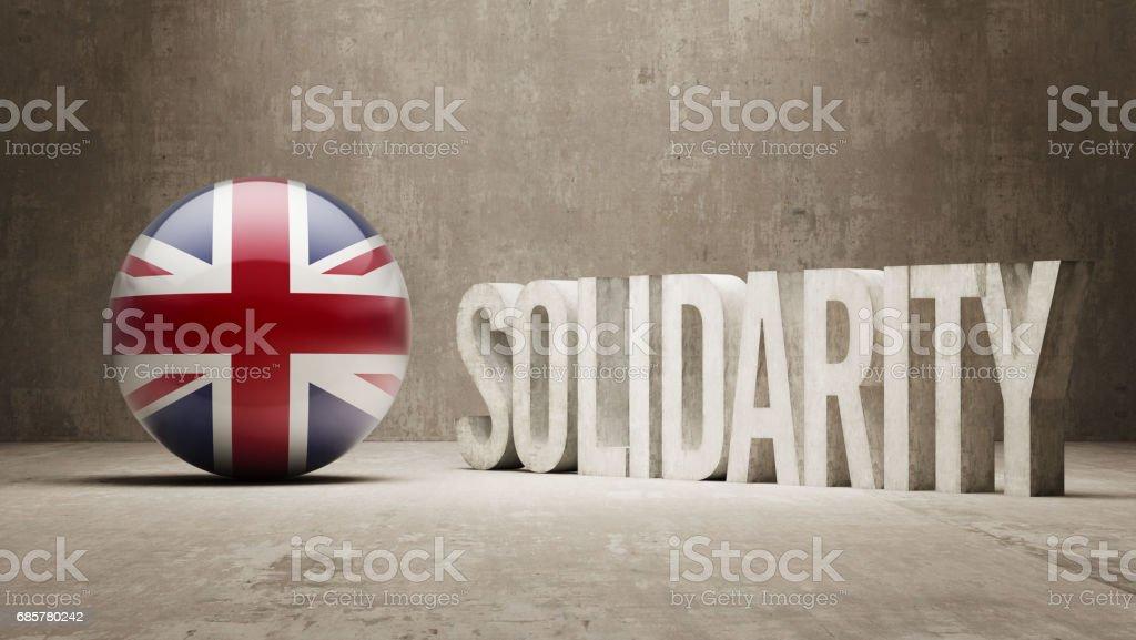 Solidarity Concept royalty-free stock photo