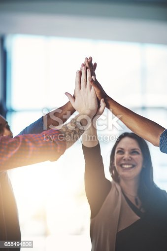 istock Solidarity makes them strong 658494806