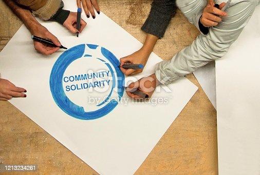 Solidarity of community