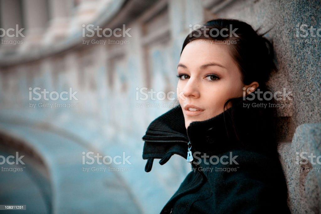 Solitary Beauty royalty-free stock photo
