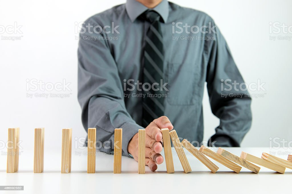 Solution stock photo