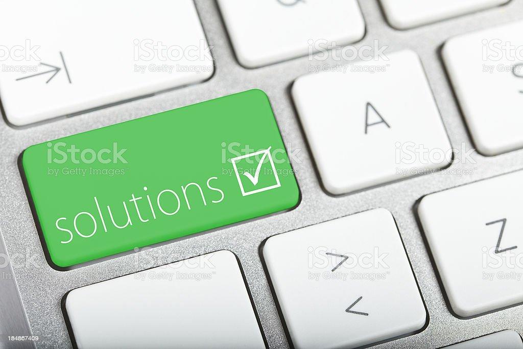 Lösungen finden – Foto