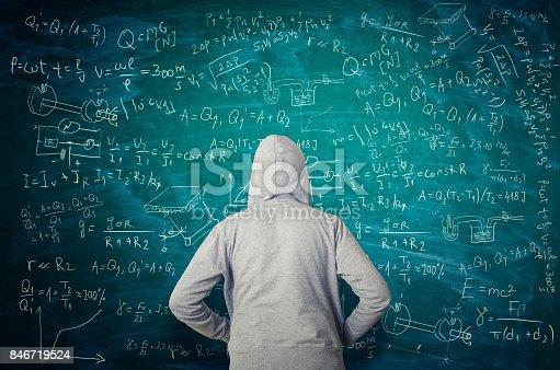 istock Solving problems 846719524