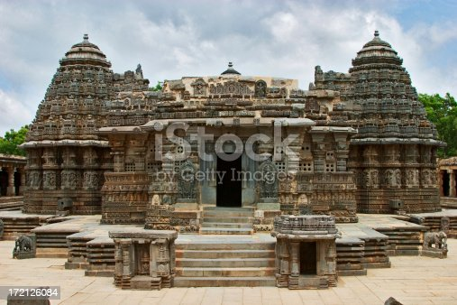 This magnificent temple was completed and consecrated in 1268 A.D