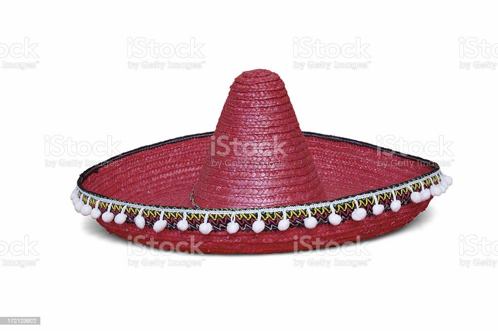 Sombrero Hat stock photo