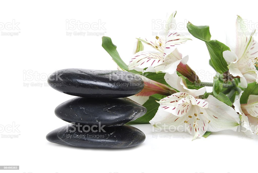 Some Balance royalty-free stock photo