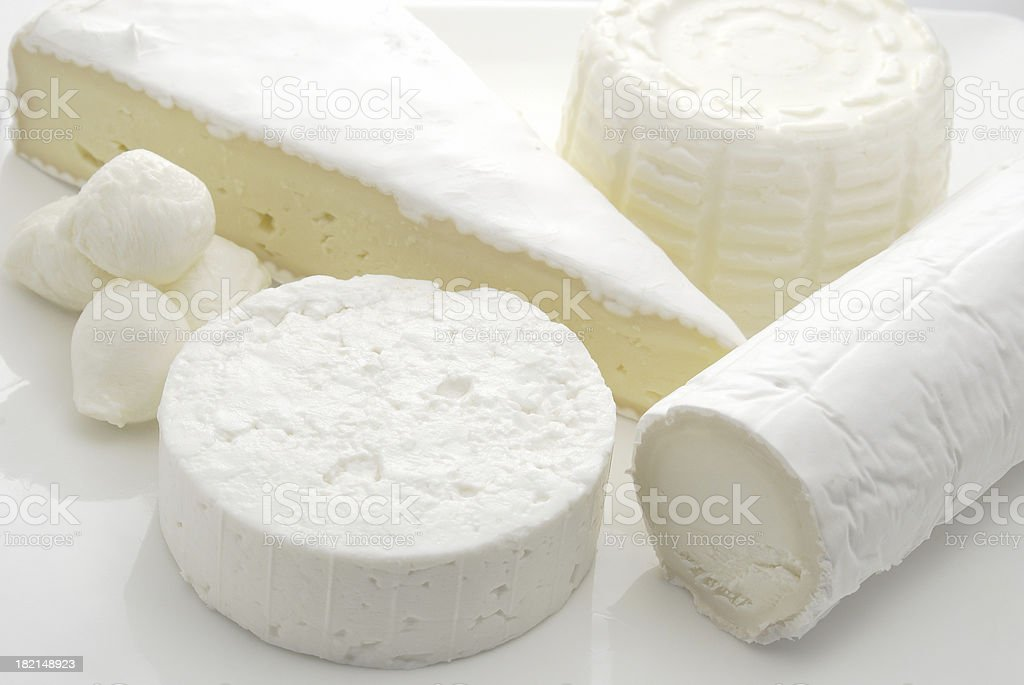 Some cheese royalty-free stock photo