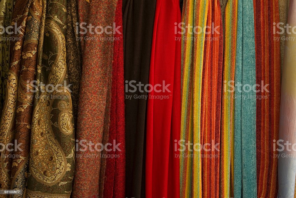 Some clothes. royalty-free stock photo