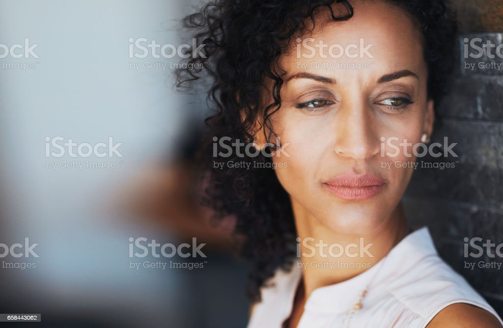 Some days are harder than others stock photo