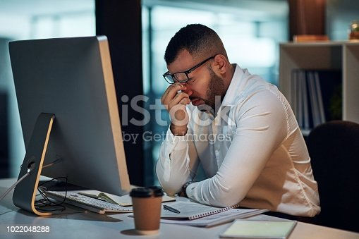 istock Some days are really patience testing 1022048288