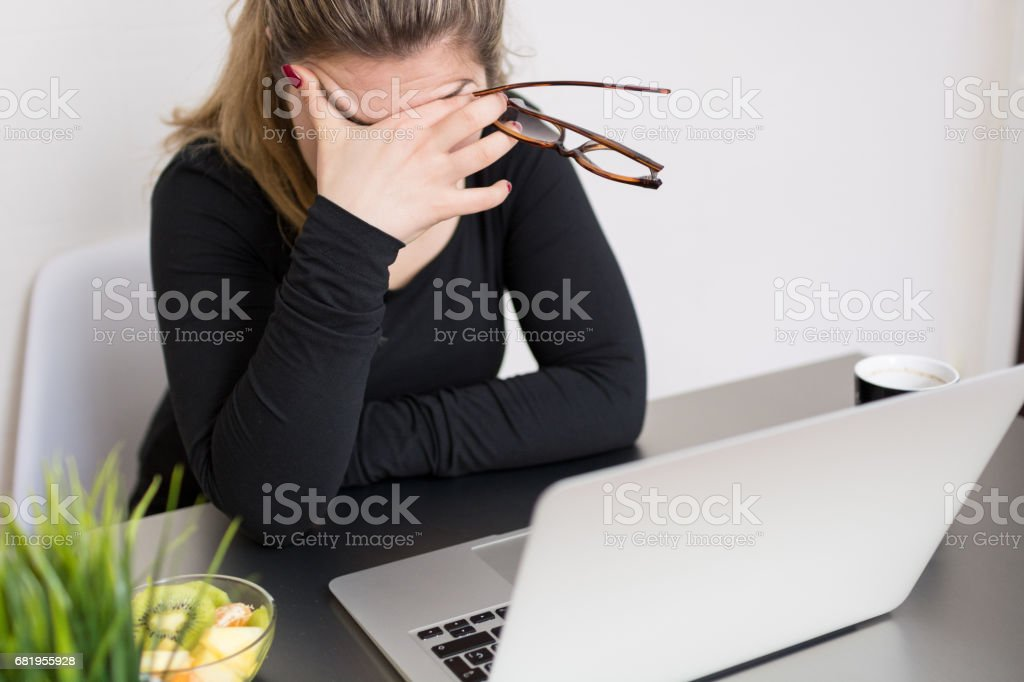 Some problems occurred stock photo