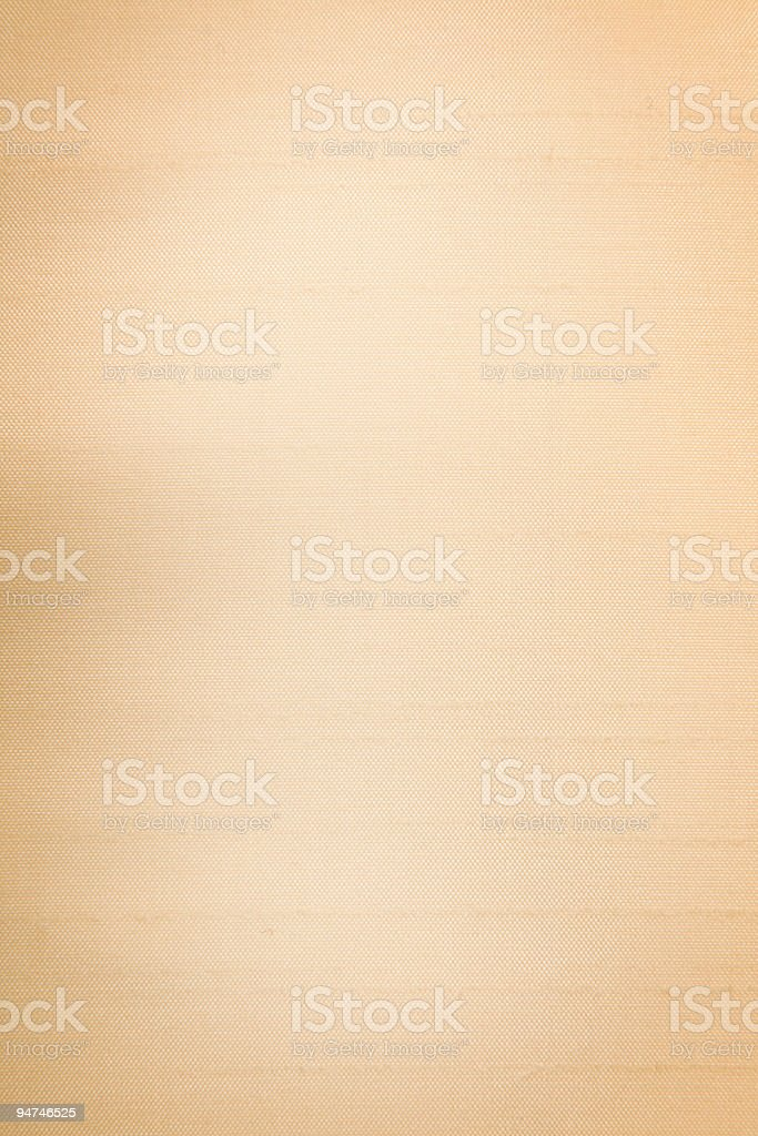Some silk fabric that is beige in color  royalty-free stock photo
