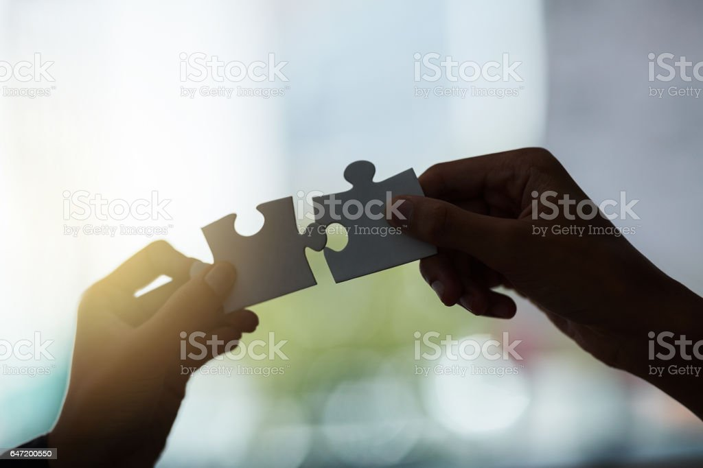 Some things just go together stock photo