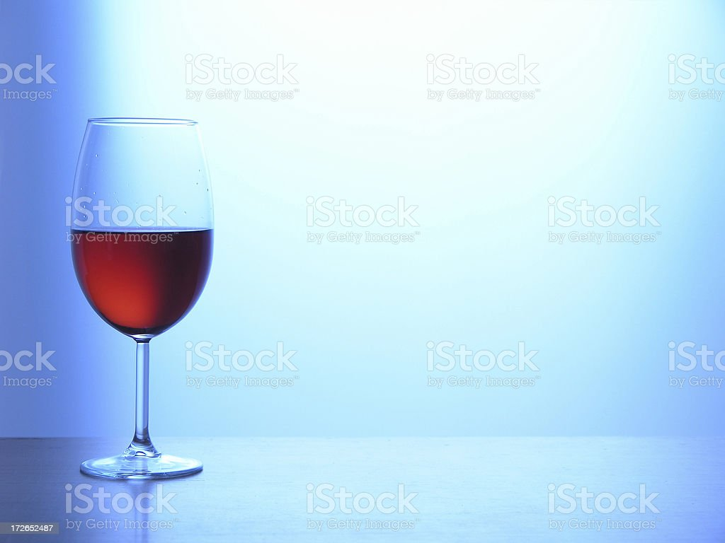 Some wine? royalty-free stock photo