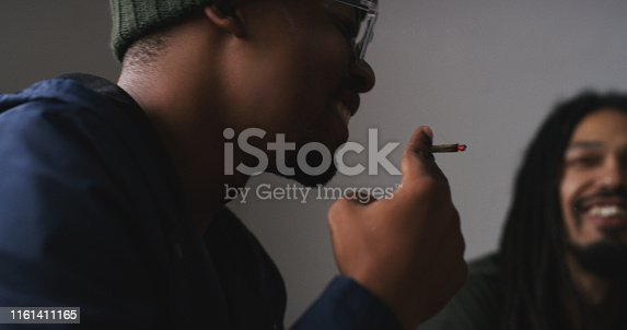 istock Some would call it a social enhancer 1161411165