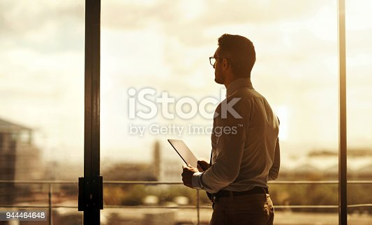 istock Something big is on the horizon 944464648