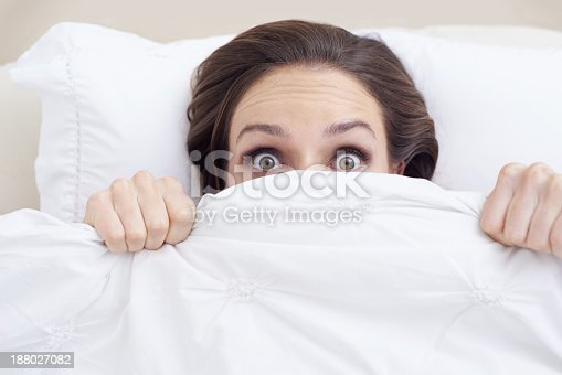 istock Something went bump in the night... 188027082