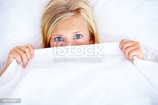istock Something went bump in the night... 452268617