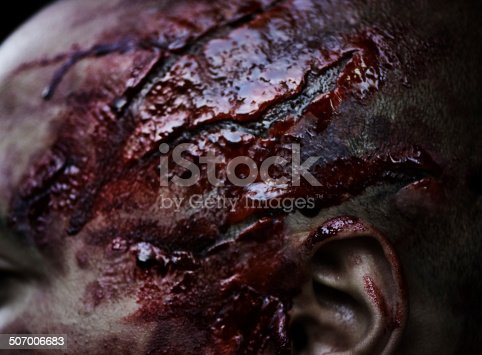 istock Something wicked this way came 507006683