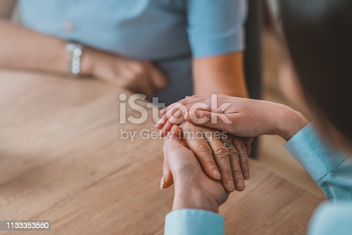499062115istockphoto Sometimes all you need is just someone to listen 1133353550