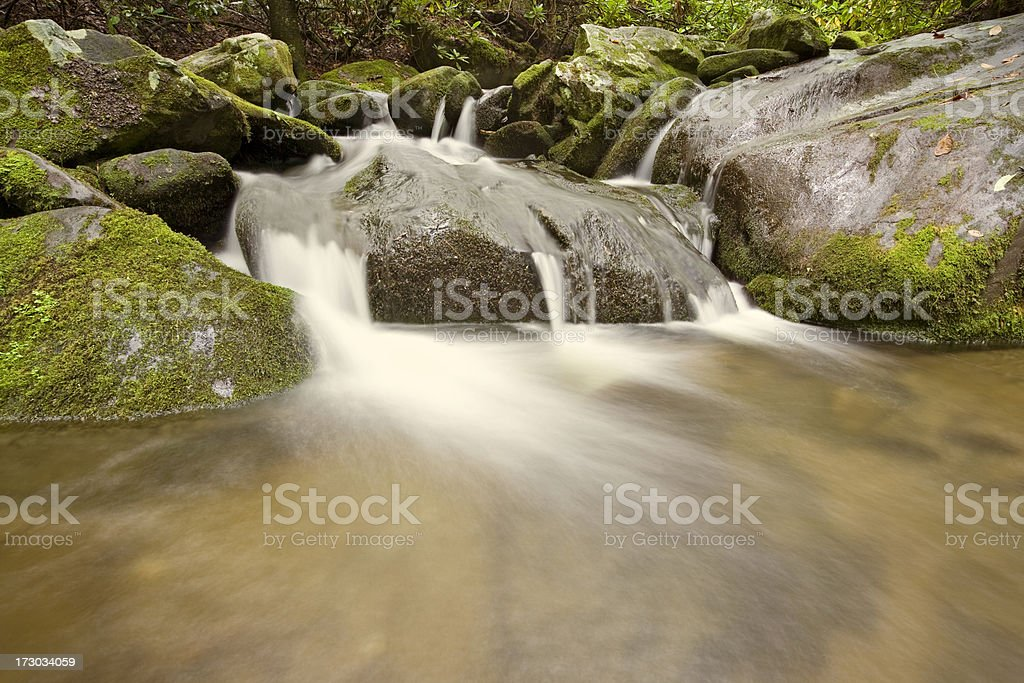 Song of the Stream series royalty-free stock photo