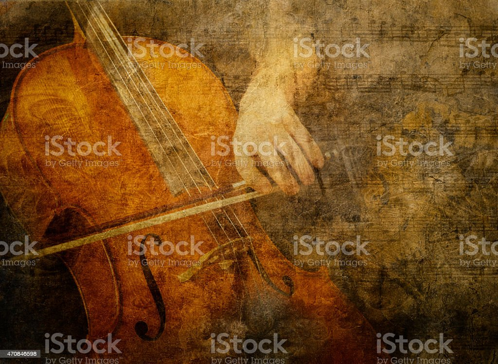 Song with no End stock photo