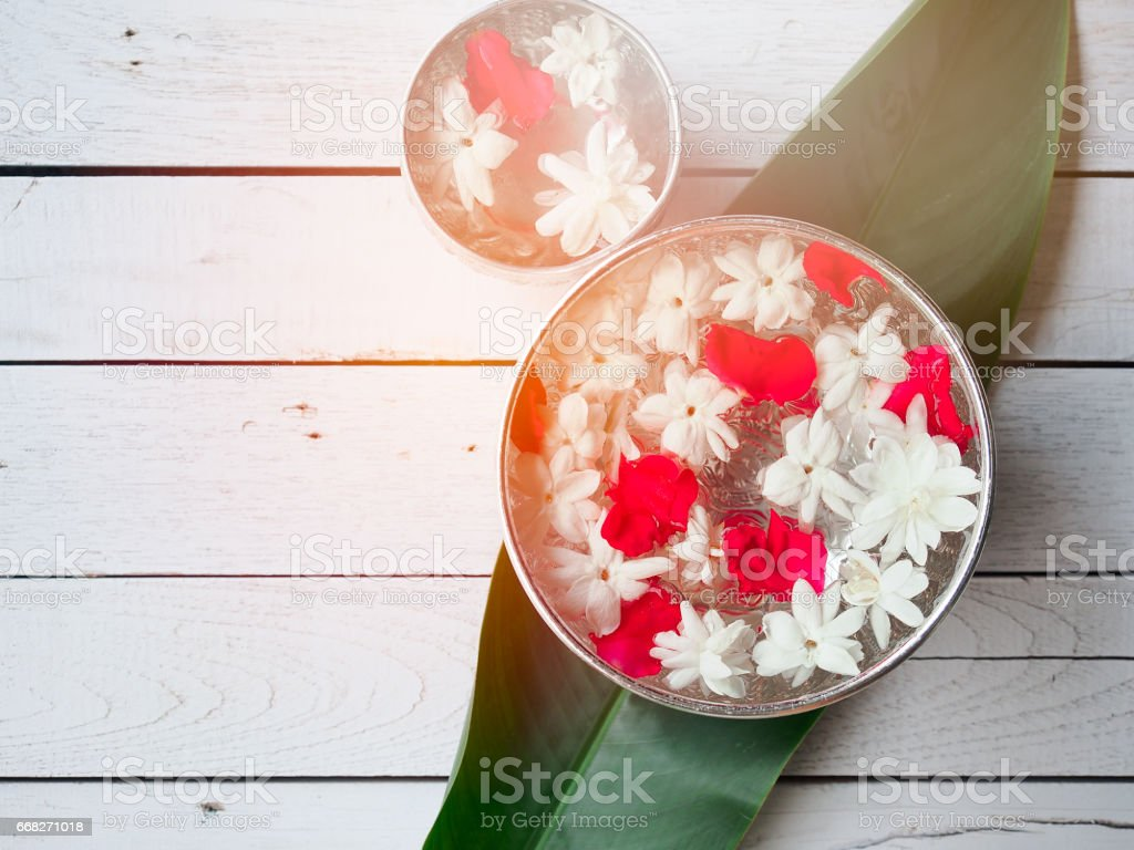 Songkran festival foto stock royalty-free
