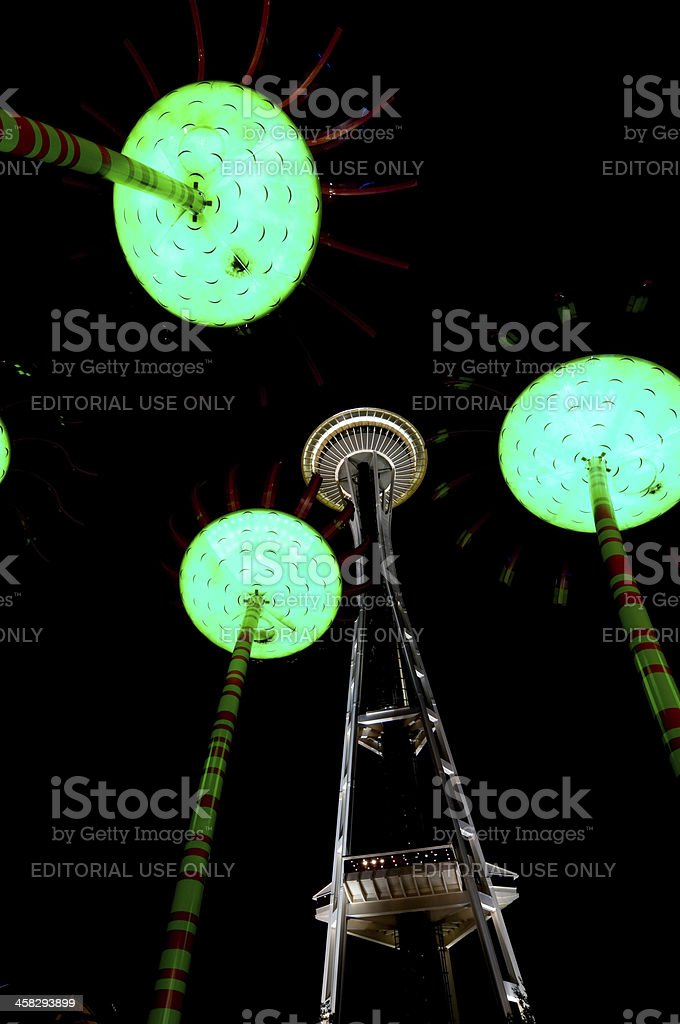 Sonic Bloom stock photo