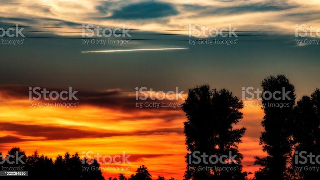 Sonnenuntergang II – Foto