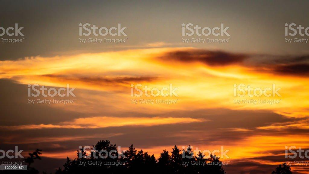 Sonnenuntergang III – Foto