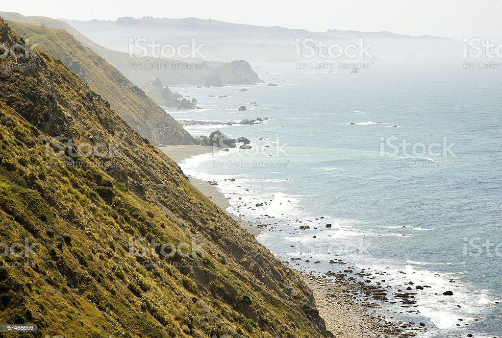 Sonoma Coast State Beach royalty-free stock photo