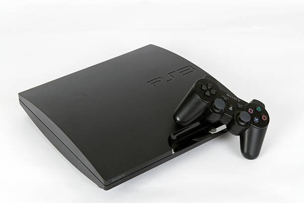 Sony Playstation 3 stock photo