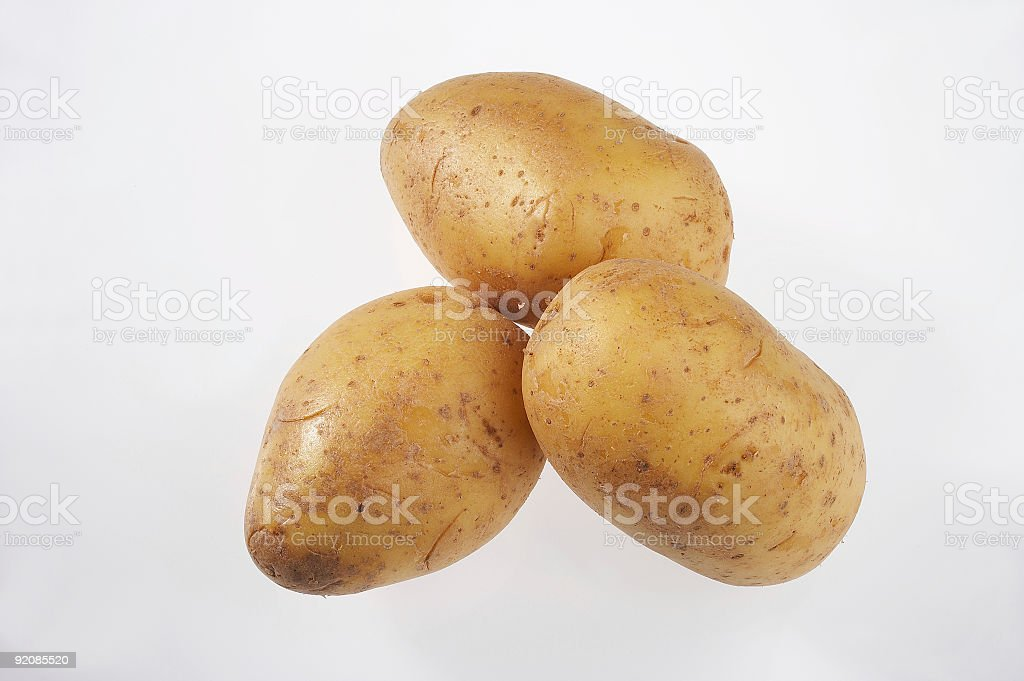 soon chips - bald Chips royalty-free stock photo