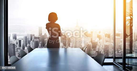 istock Soon I'll be running this city 640189368