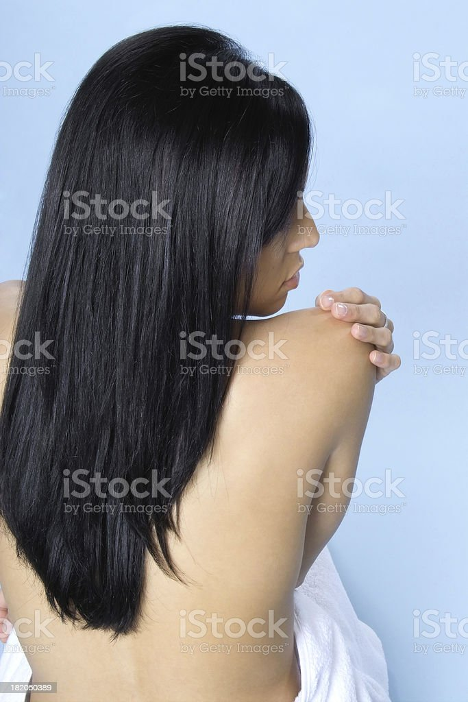 Soothing royalty-free stock photo