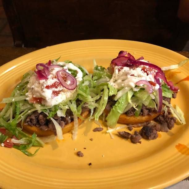 Sopes stock photo