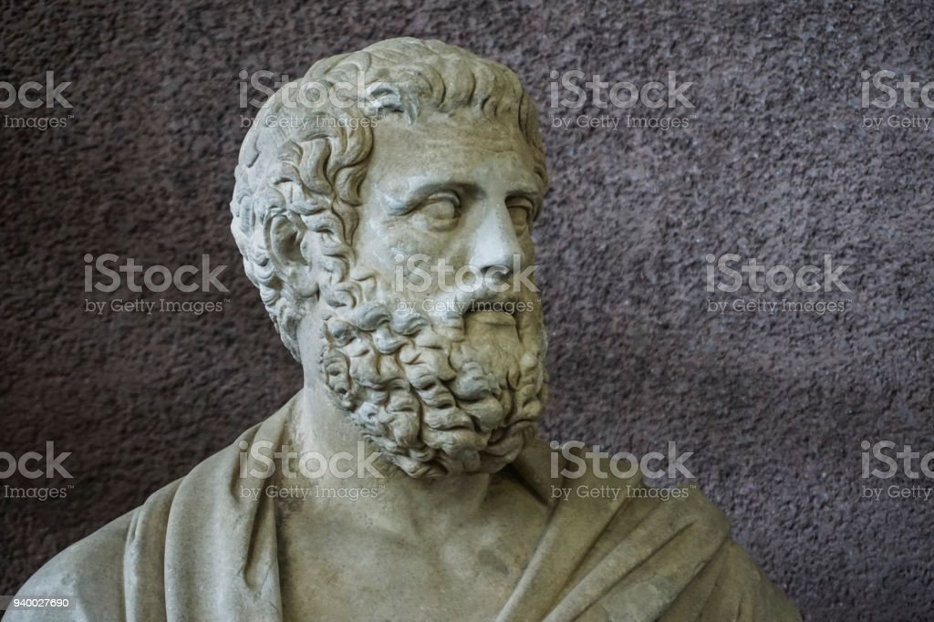 Sophocles stock photo