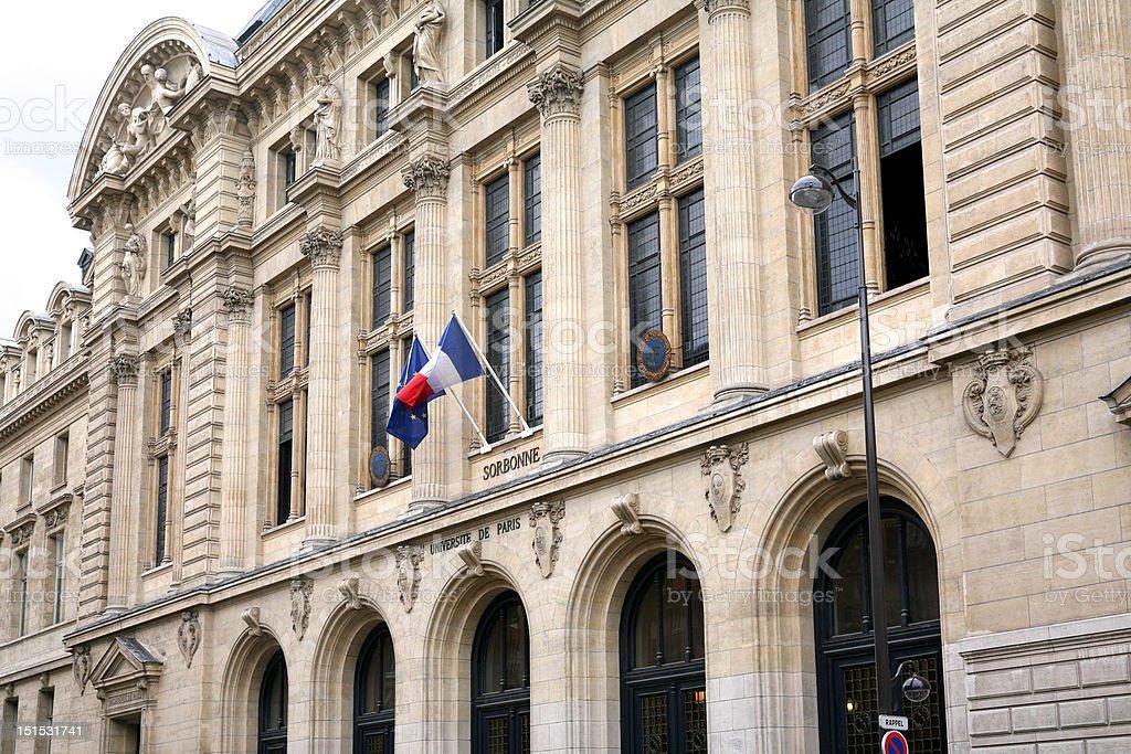 ソルボンヌ大学パリ - パリのス...