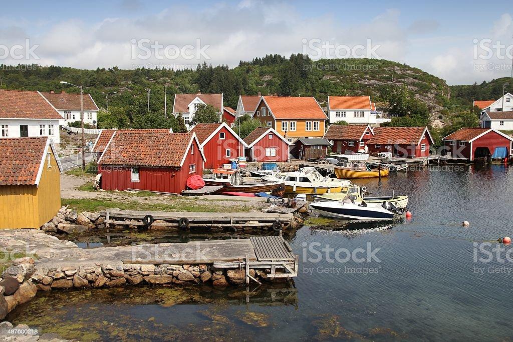 Sorlandet, Norway stock photo
