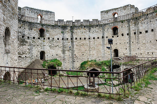 soroca fortress, republic of moldova - moldova stock pictures, royalty-free photos & images
