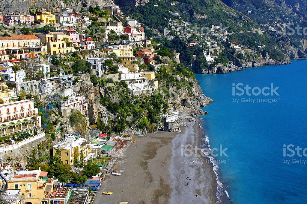 Sorrento Coast stock photo