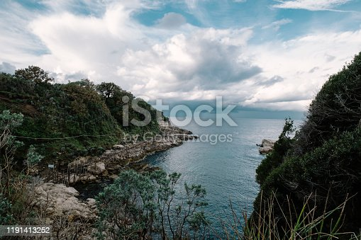 Sorrento Coastline, a place called