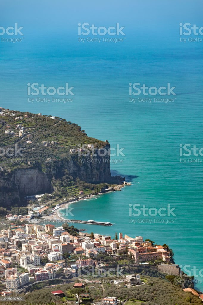 Sorrent Italien-Amalfi-Küste – Foto