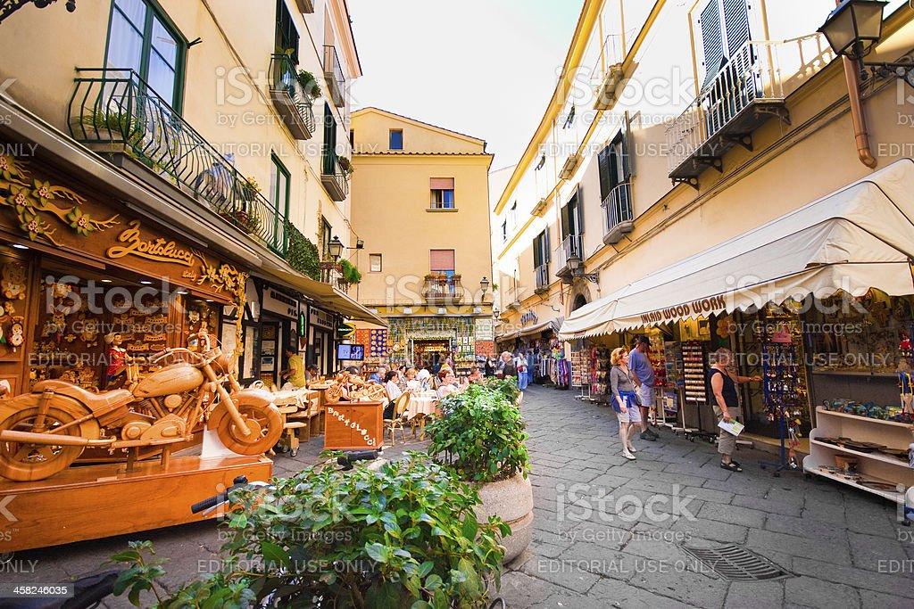 Sorrento Italy stock photo