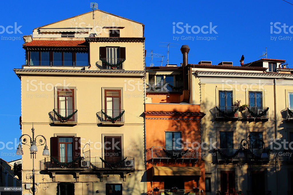 sorrento stock photo