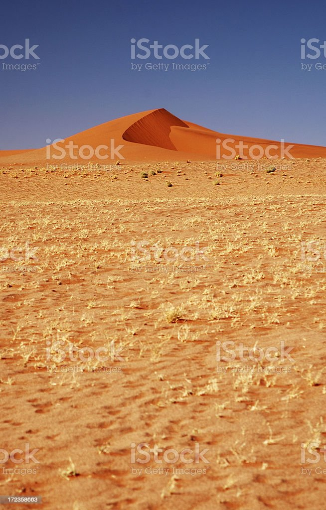 Sossusvlei Dunes II royalty-free stock photo