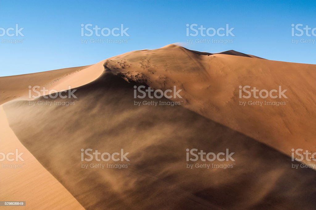 Sossusvlei Dunes stock photo